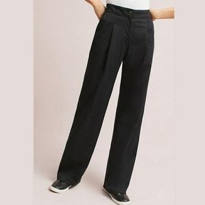 Anthropologie The Essential Wide-Leg Trousers, 14